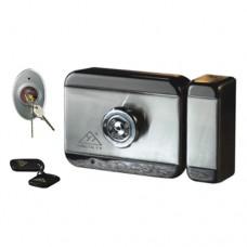 Электромоторный замок с RF контроллером DJ-02KA